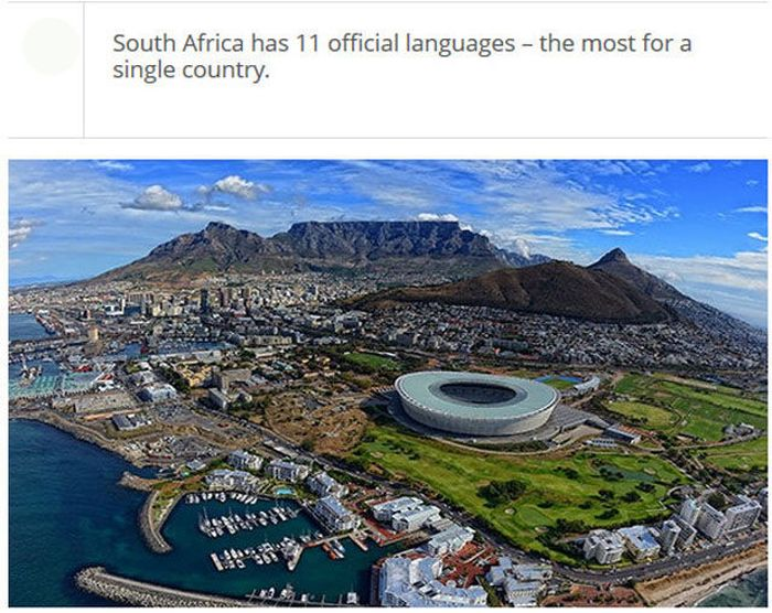 Very Interesting Facts About Languages (25 pics)