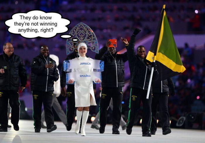 2014 Sochi Winter Olympics in Internet (28 pics)