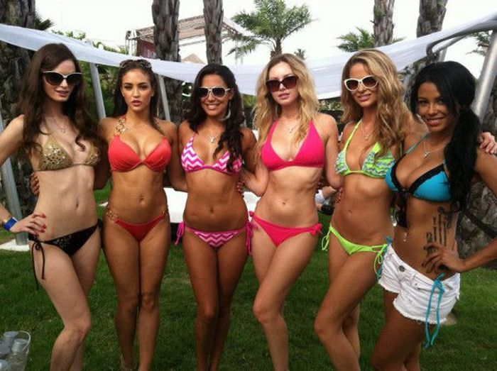 Bikini Girls, More Than One in Every Picture! (42 pics)
