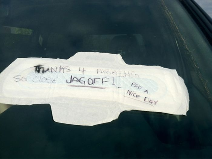 Furious Windshield Notes (22 pics)