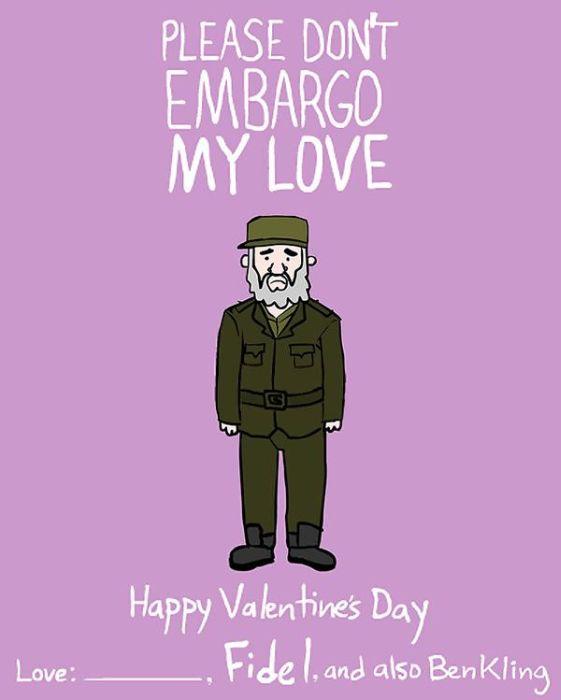 Smart Valentine's Day Cards (14 pics)