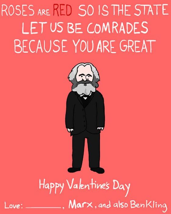 Smart Valentine's Day Cards (14 pics)