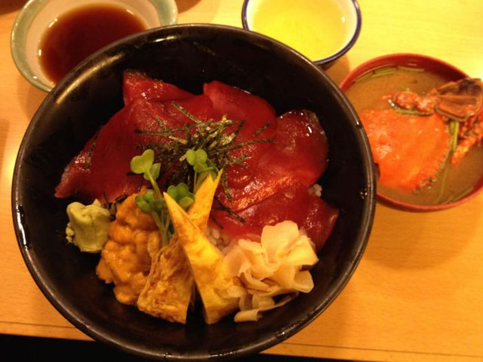Japanese Cuisine (54 pics)