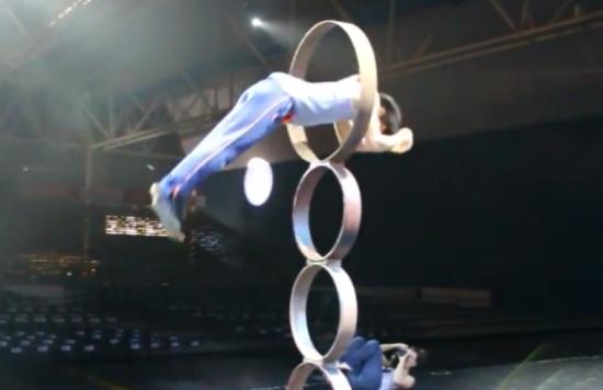 Amazing Human Body Performance