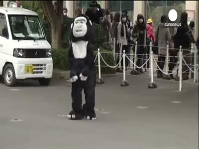 Gorilla Escape