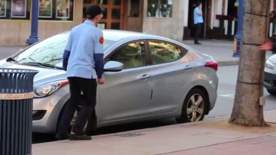 Parking Ticket Prank That Makes People Smile