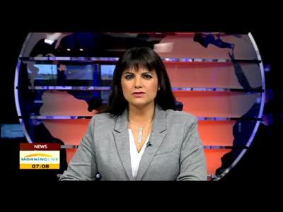 Car Crash on Live TV
