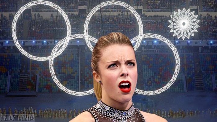 Ashley Wagner Olympic Meme (16 pics)