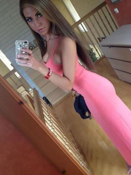 Pretty Girls in Tight Dresses. Part 12 (45 pics)