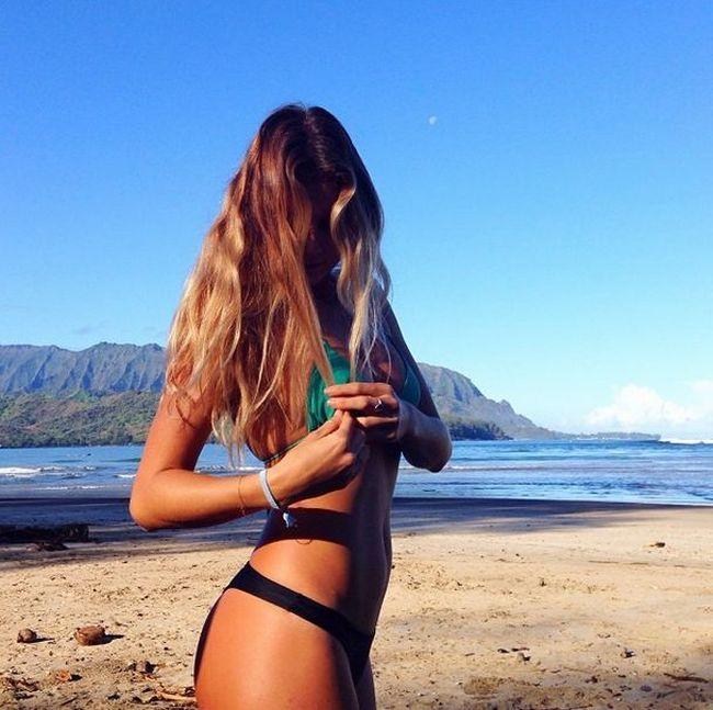 Alana Blanchard, Bikini Surfer Girl (40 pics)