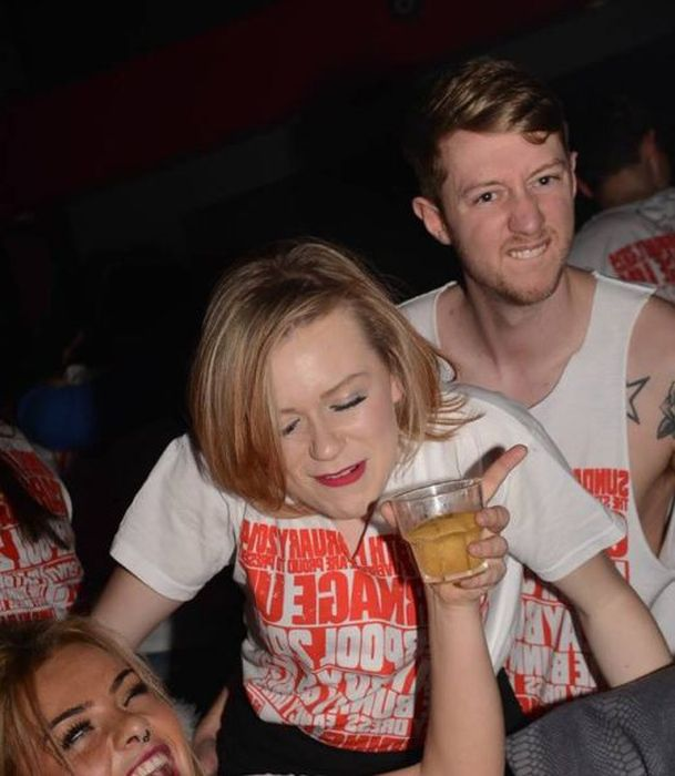 Drunk Students in Liverpool (55 pics)