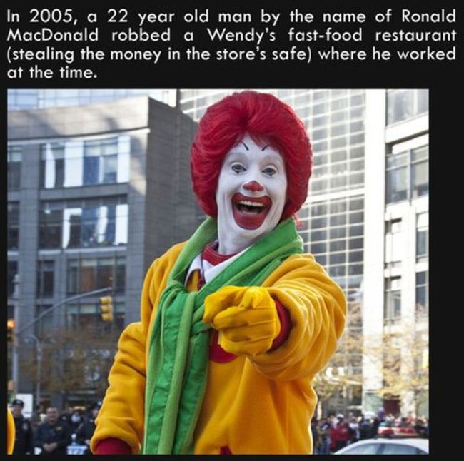 Fun Facts. Part 23 (30 pics)