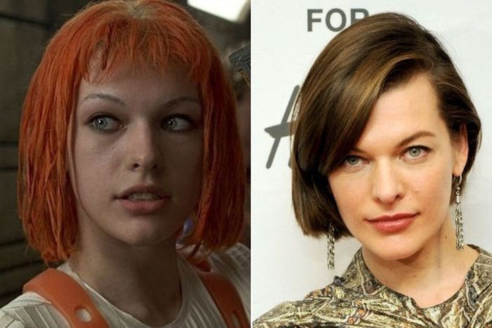 The Fifth Element Then and Now (13 pics)