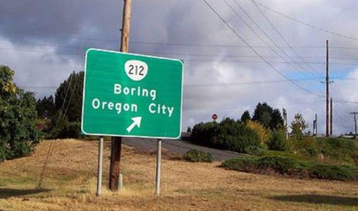 Strange City Names (25 pics)