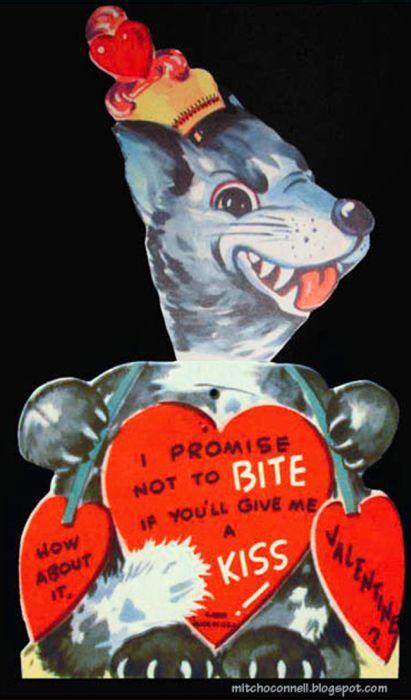 Vintage Valentines (37 pics)