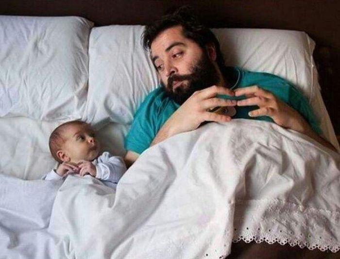 Like Father, Like Son (31 pics)