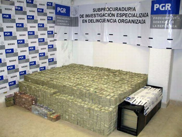 Mexican Drug Lord's House (23 pics)