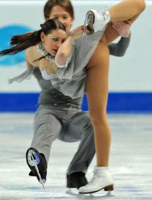Figure Skating Seen Different (30 pics)