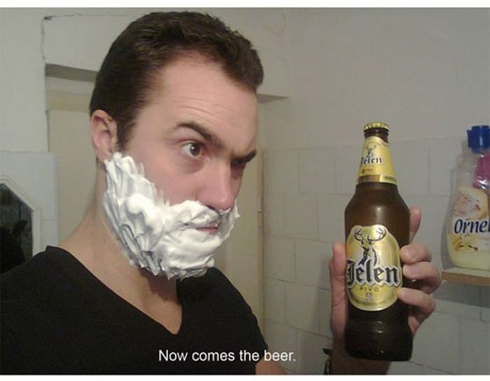How to Grow a Man Beard (13 pics)