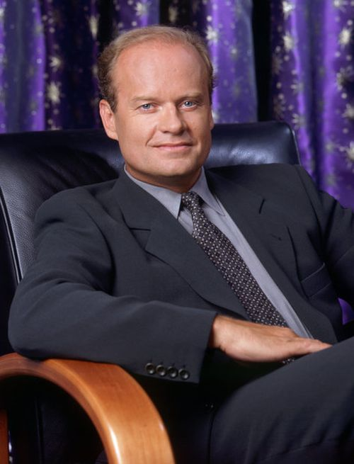 The Tragic Life of Kelsey Grammer (3 pics)