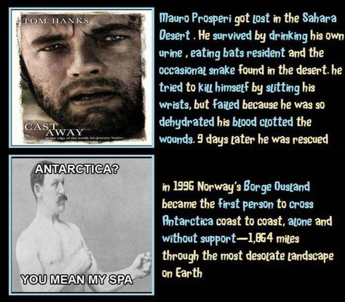 Unbelievable but True Facts. Part 5 (12 pics)