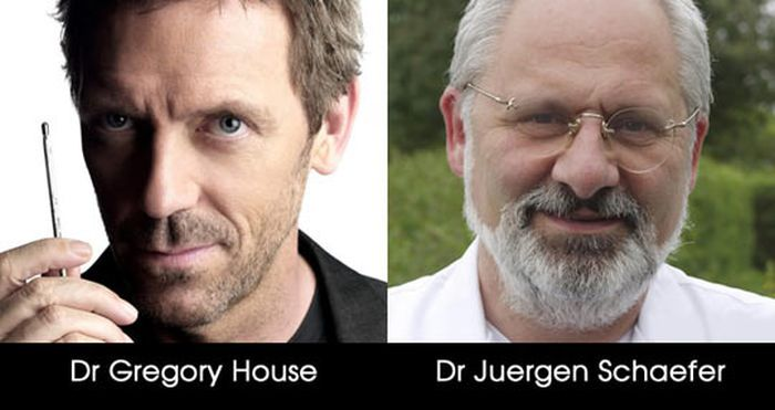 Dr. House Helps Save Patients in Real Life (3 pics)