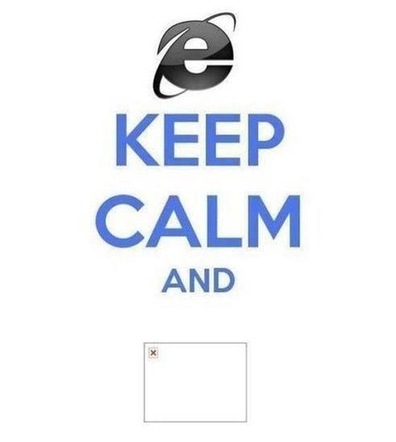 Let's Talk About Internet Explorer (19 pics)
