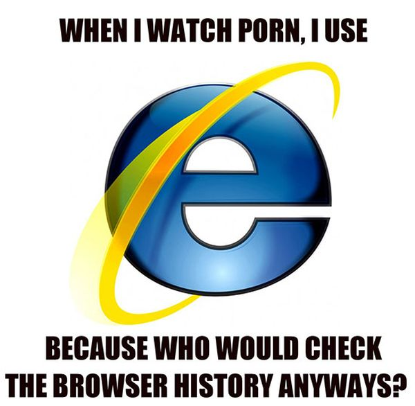 Let's Talk About Internet Explorer (19 pics)