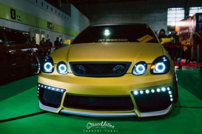 Photos from the Osaka Auto Messe 2014 (77 pics)