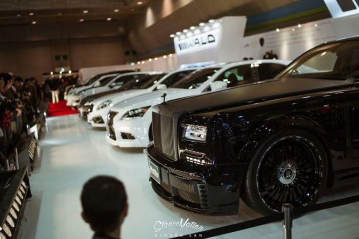 Photos from the Osaka Auto Messe 2014 (77 pics)