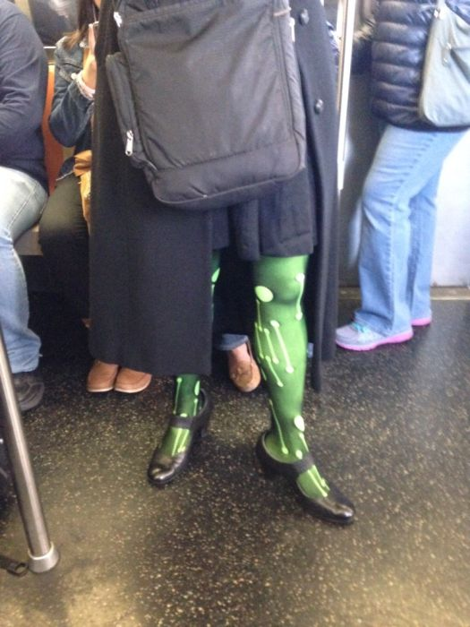 Subway Couture (56 pics)