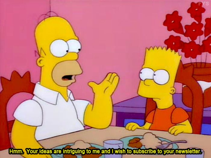 Top 100 Simpsons Quotes (100 pics)