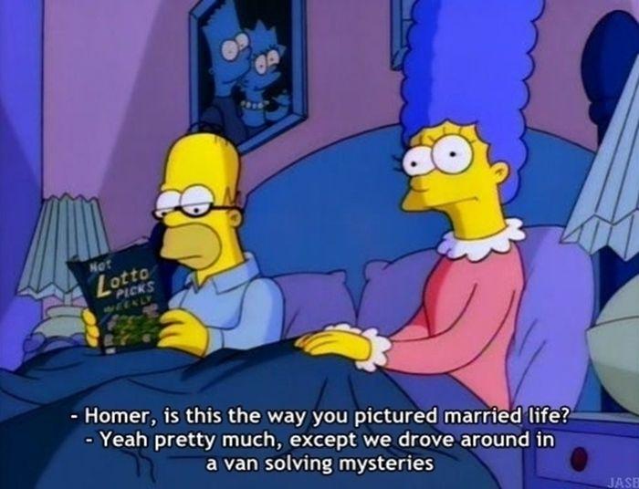 Top 100 Simpsons Quotes (100 pics)