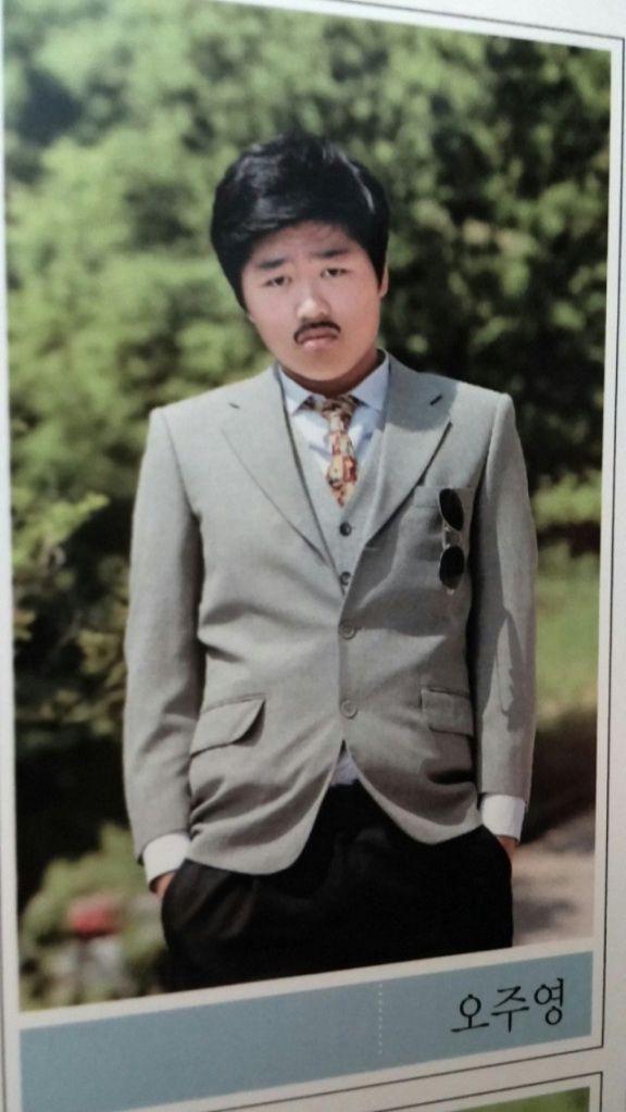 Yearbook Photos of Korean Students (24 pics)