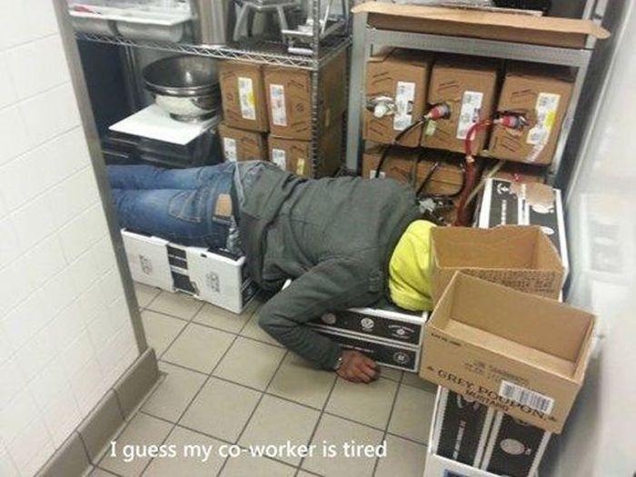 Work Fails & Job LOLs. Part 19 (46 pics)