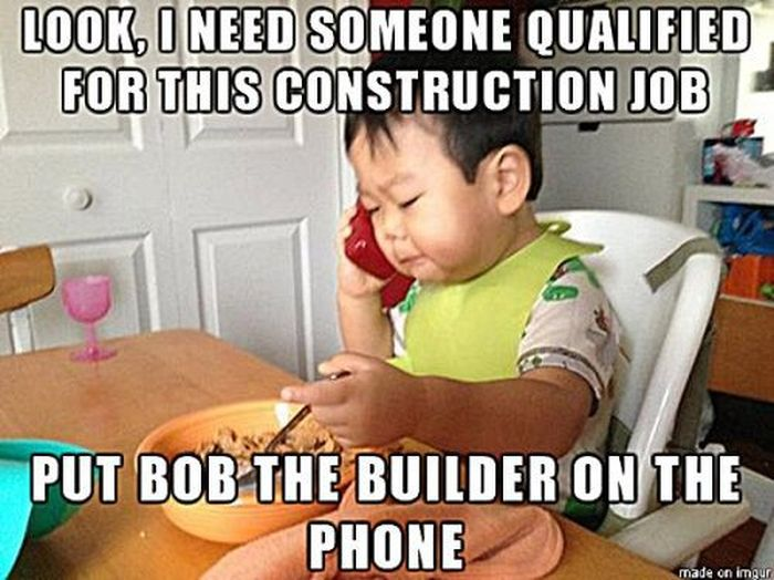 The Business Baby Meme (19 pics)