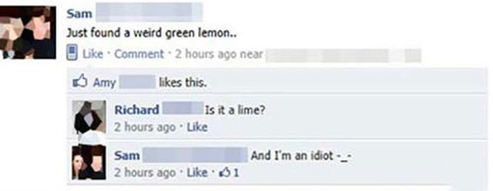 This Post is About Idiots (30 pics)