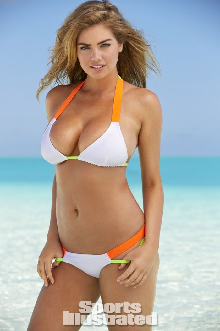Kate Upton Sports Illustrated Swimsuit (28 pics)