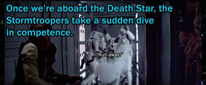 Why Stormtroopers Always Miss (24 pics)