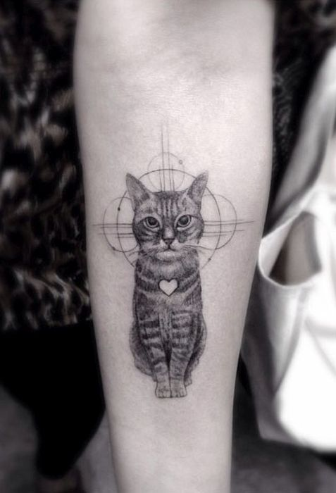 Tattoos by Dr. Who (33 pics)