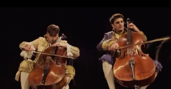 AC/DC's Song Cover with Cellos