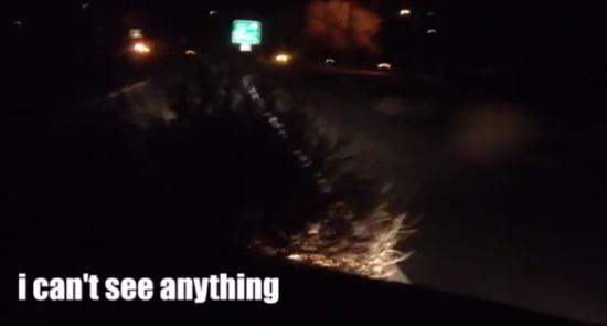Tumbleweeds on the Road