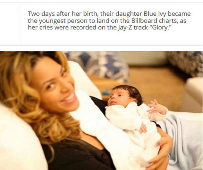 Interesting Facts about Beyoncé (25 pics)
