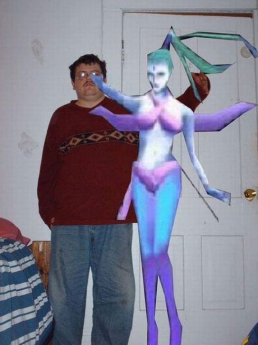 Photoshop Girlfriends (35 pics)