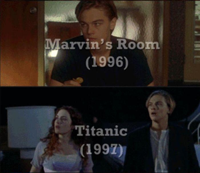 Leonardo DiCaprio's Filmography (15 pics)