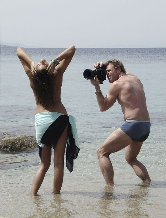 Playboy. Behind the Scenes (16 pics)