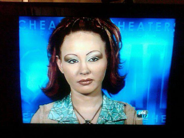 Weird Eyebrows (40 pics)