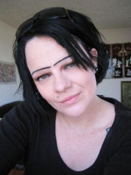 Weird Eyebrows (40 pics)