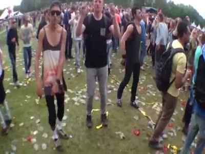 Hilarious Dancers at the Rave