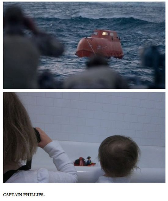 Kid Reenacts Scenes From Oscar-Nominated Films. Part 2 (9 pics)